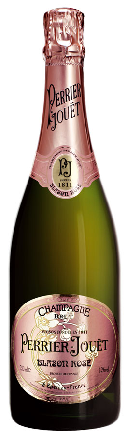 Champagne Grand Brut Blason Rosé PERRIER JOUET