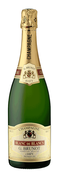 champagne guy brunot blanc de blancs