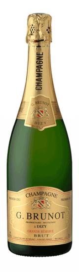 Magnum Champagne Brut Grande Réserve G.Brunot