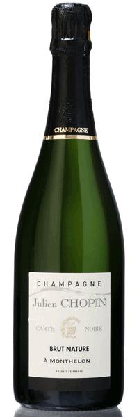 Champagne Brut Nature Carte Noire J. Chopin