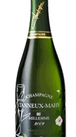 Champagne Millésime 2006 Tanneux-Mahy
