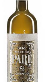 Pecorino d'Abruzzo Paré DIUBALDO - Etichetta di Stoffa -