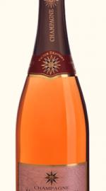Champagne Cuvee Brut Rosé Victor Dravigny