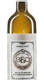 chardonnay geo di ubaldo etichetta stoffa