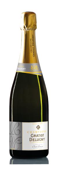 Champagne Brut Selection Gratiot Delugny