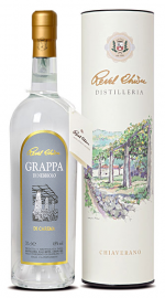 Grappa di Nebbiolo di Carema Distilleria Revel Chion