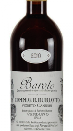 Barolo Cannubi G.B. Burlotto 2010