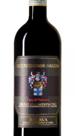 Brunello di Montalcino Pianrosso Riserva Ciacci Piccolomini D'Aragona 2012