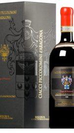 Brunello di Montalcino Pianrosso Riserva Magnum Ciacci Piccolomini D'Aragona