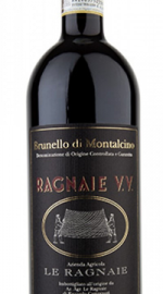 Brunello di Montalcino Vigne Vecchie Le Ragnaie 2012